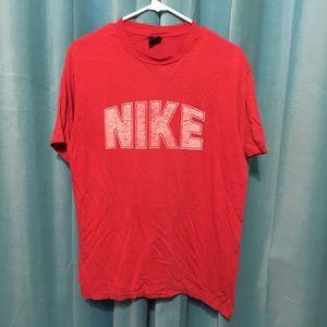 Retro Nike Logo Shirt.